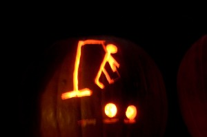 bearden hangman pumpkin.